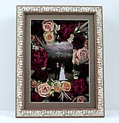 Bloombeads Freezeframe preserved flowers with front mat 12